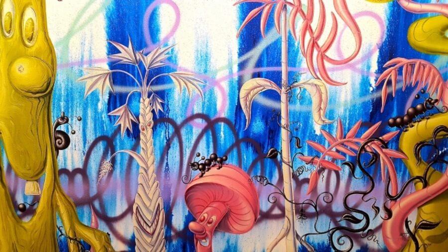 Legado artístico de Kenny Scharf - ACC
