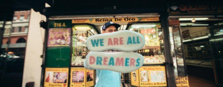 K-Swiss lanza edición limitada en apoyo a los 'dreamers'