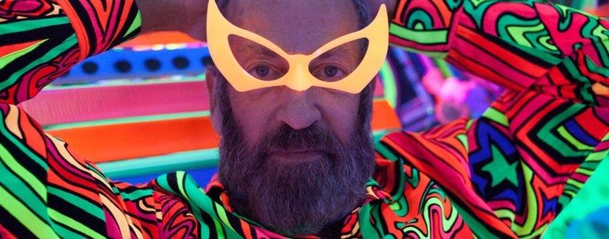 Kenny Scharf y su colorido legado artístico