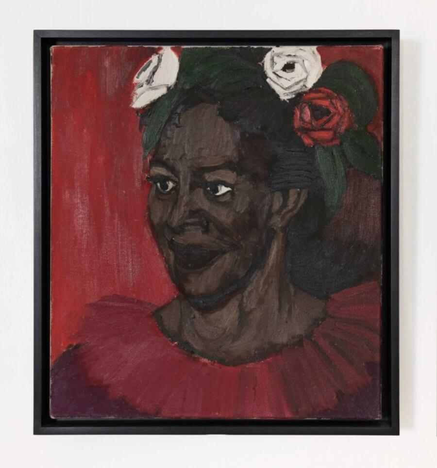 Peggy Cooper regaló más de 650 obras de artistas africanos - ACC