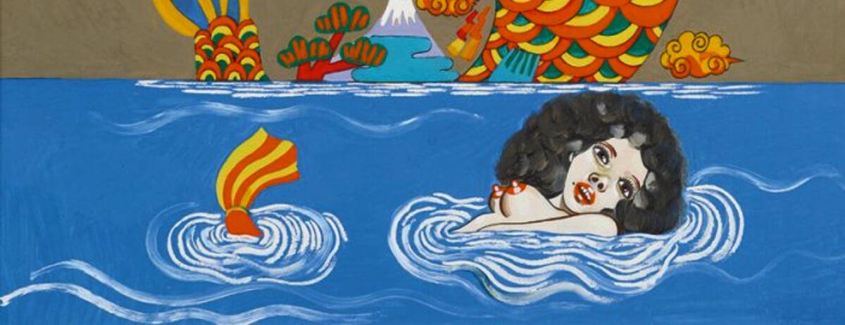 Alucinaciones y catarsis en las obras de Keiichi Tanaami