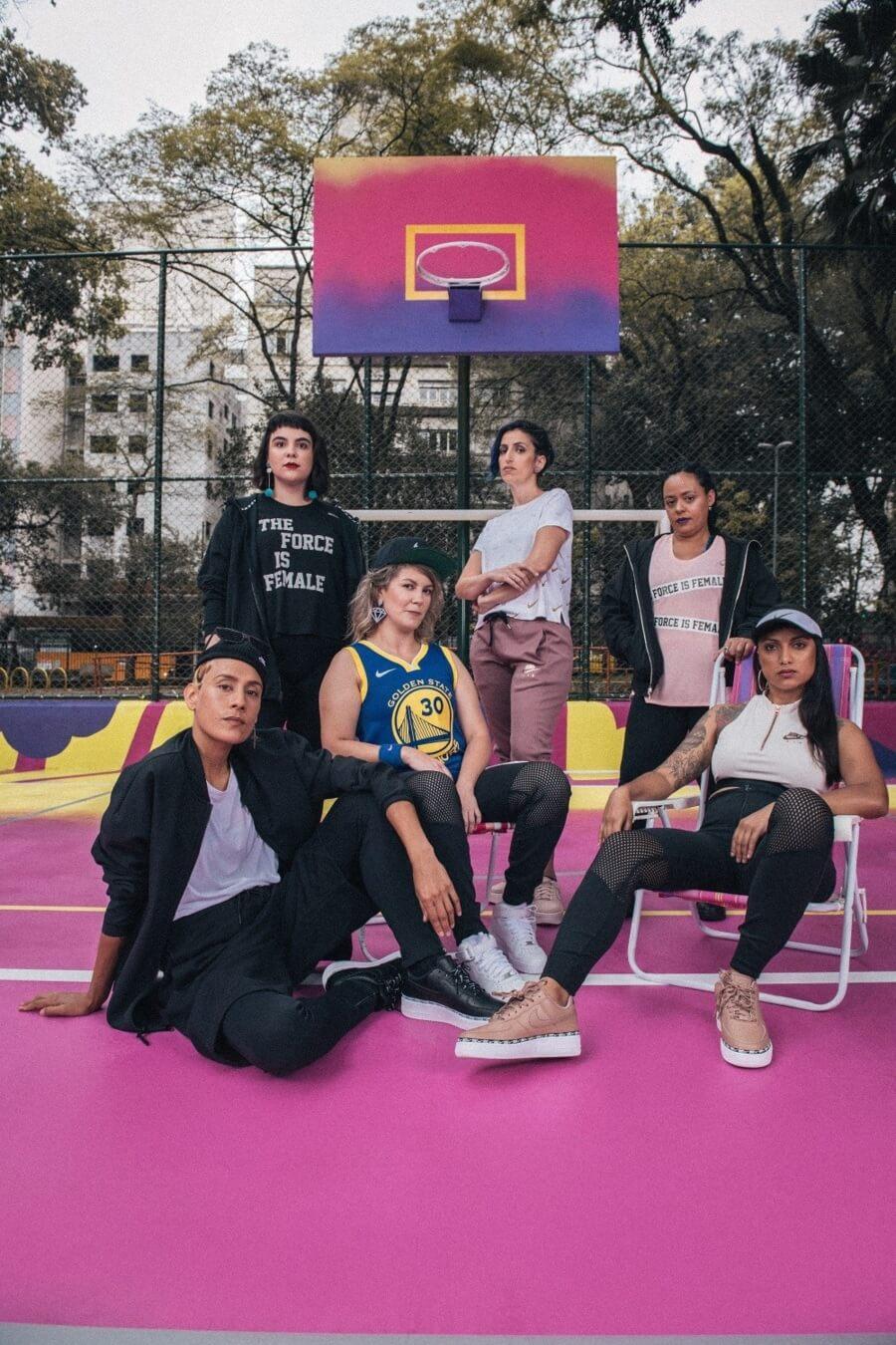 Mujeres y Nike al rescate del espacio público en São Paulo - ACC