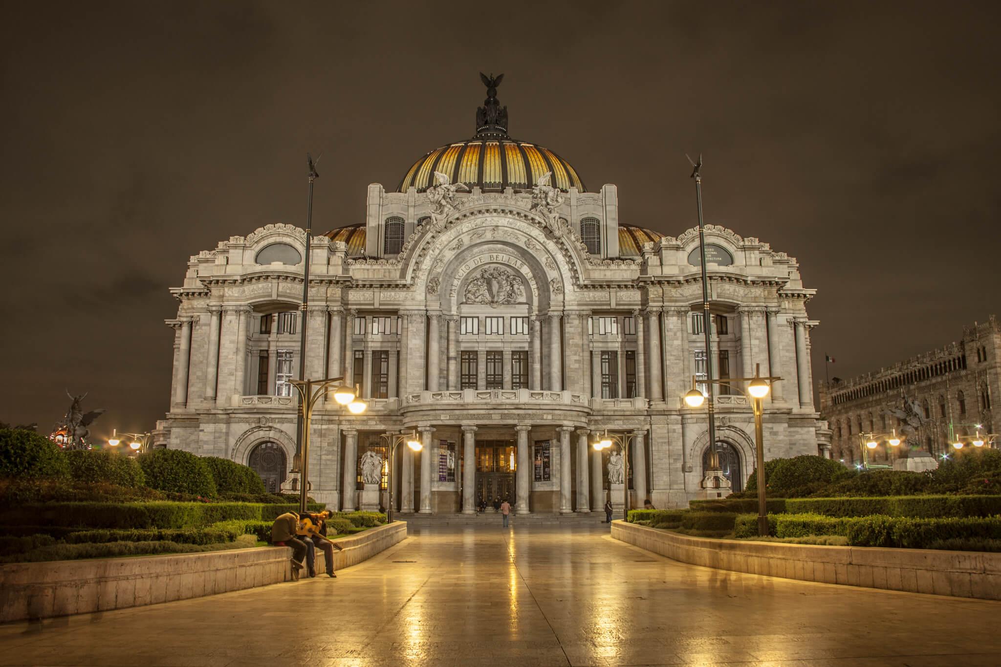 Instituto Nacional de Bellas Artes