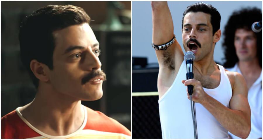 Rami Malek y su transformación en Freddie Mercury - ACC