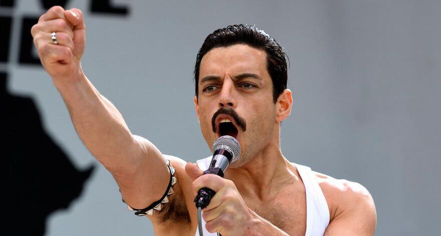 Rami Malek y su transformación en Freddie Mercury