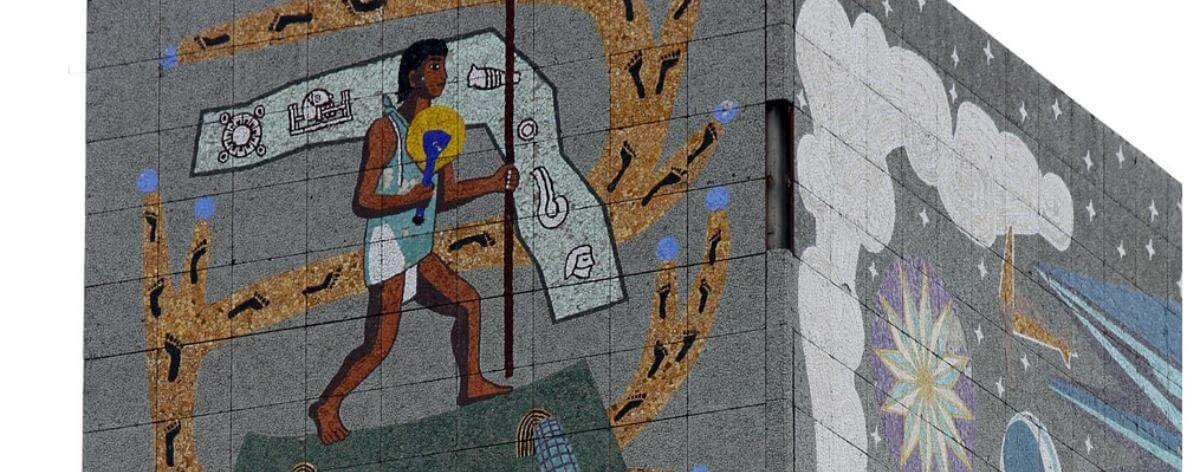 SCT Anuncia el futuro de murales dañados por el 19s
