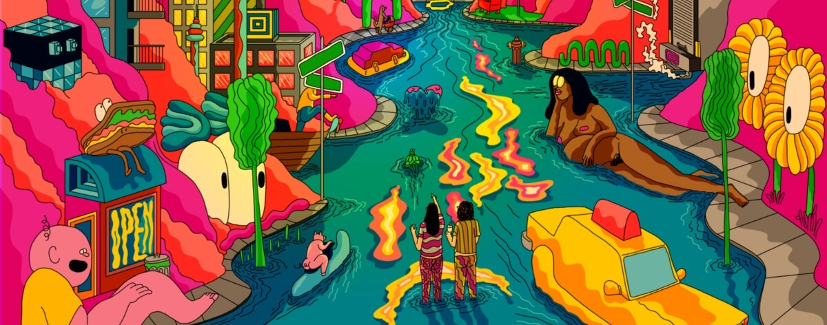 Expo Fantastic Planet en GR Gallery