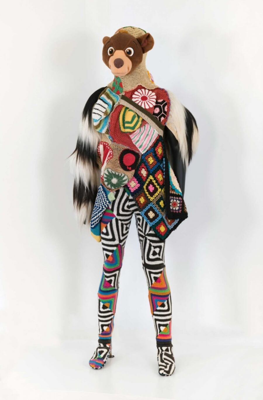 Peggy Cooper regaló más de 650 obras de artistas africanos