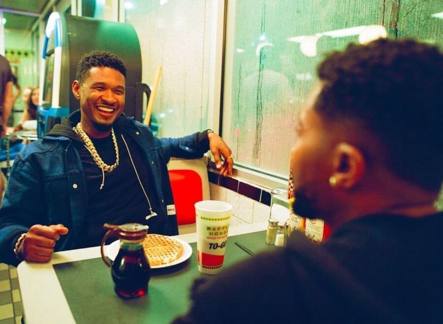 Nuevo álbum de Usher tras dos años de ausencia - ACC