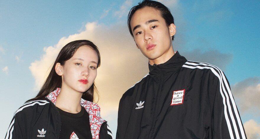 Adidas Originals y Have a Good Time ¡con nueva colaboración!