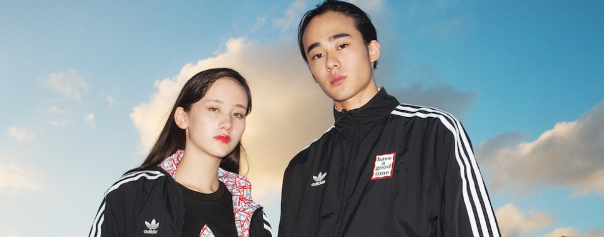 Adidas Originals y Have a Good Time ¡con nueva colaboración!