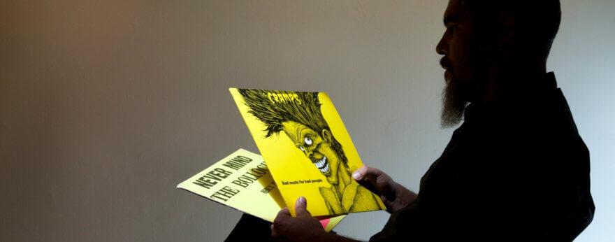 Jorge Alderete, más allá de la ilustración