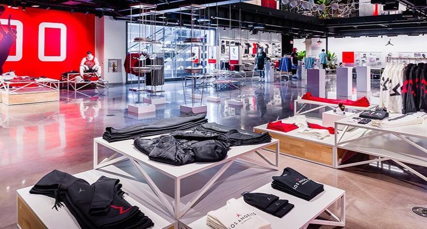 Jumpman abre nueva tienda en Los Ángeles
