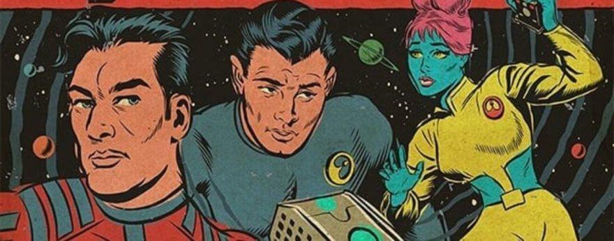 Butcher Billy mezcla el pop art y el cómic en la ilustración
