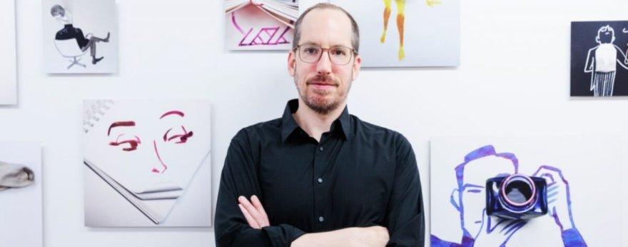 Christoph Niemann: pasión por la ilustración