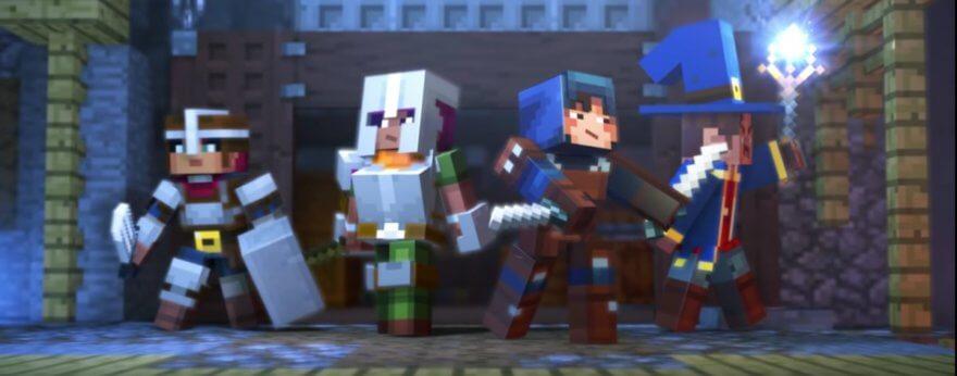 Minecraft anuncia un nuevo juego de aventuras