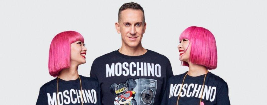 Moschino es la marca de la temporada 2019 de H&M