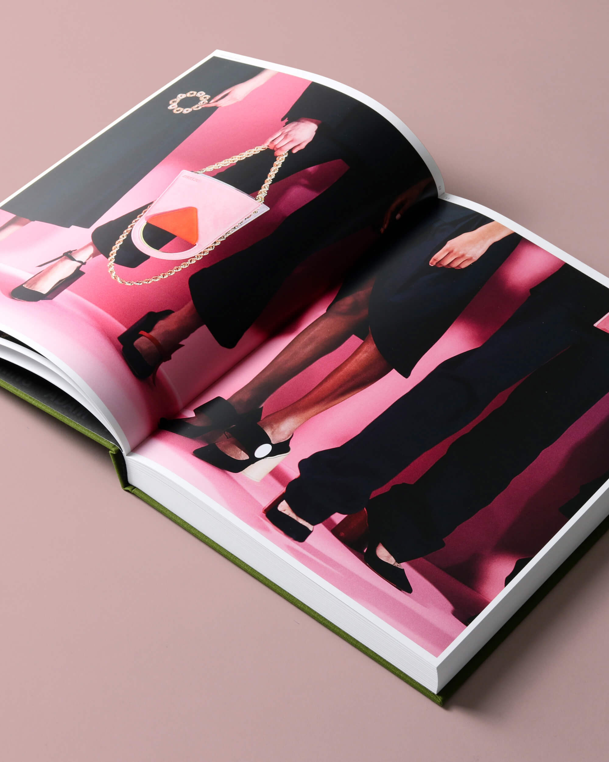 "Fotografías incluidas en el libro ""This Is Not A F*cking Street Style Book"""