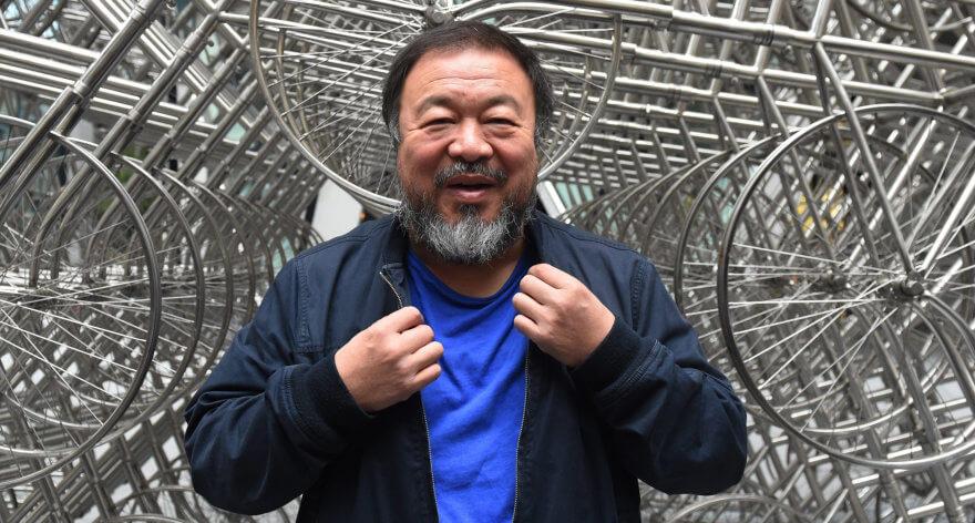 Ai Weiwei constuye un templo chino en el MUAC