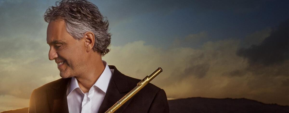 Andrea Bocelli llega al #1 de Billboard 200
