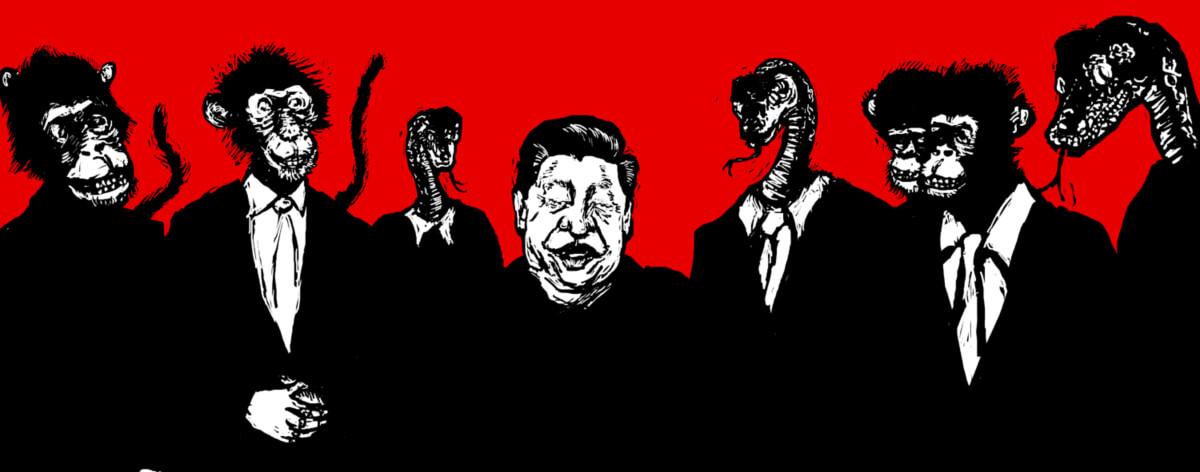 Caricaturista político amenazado por gobierno de China