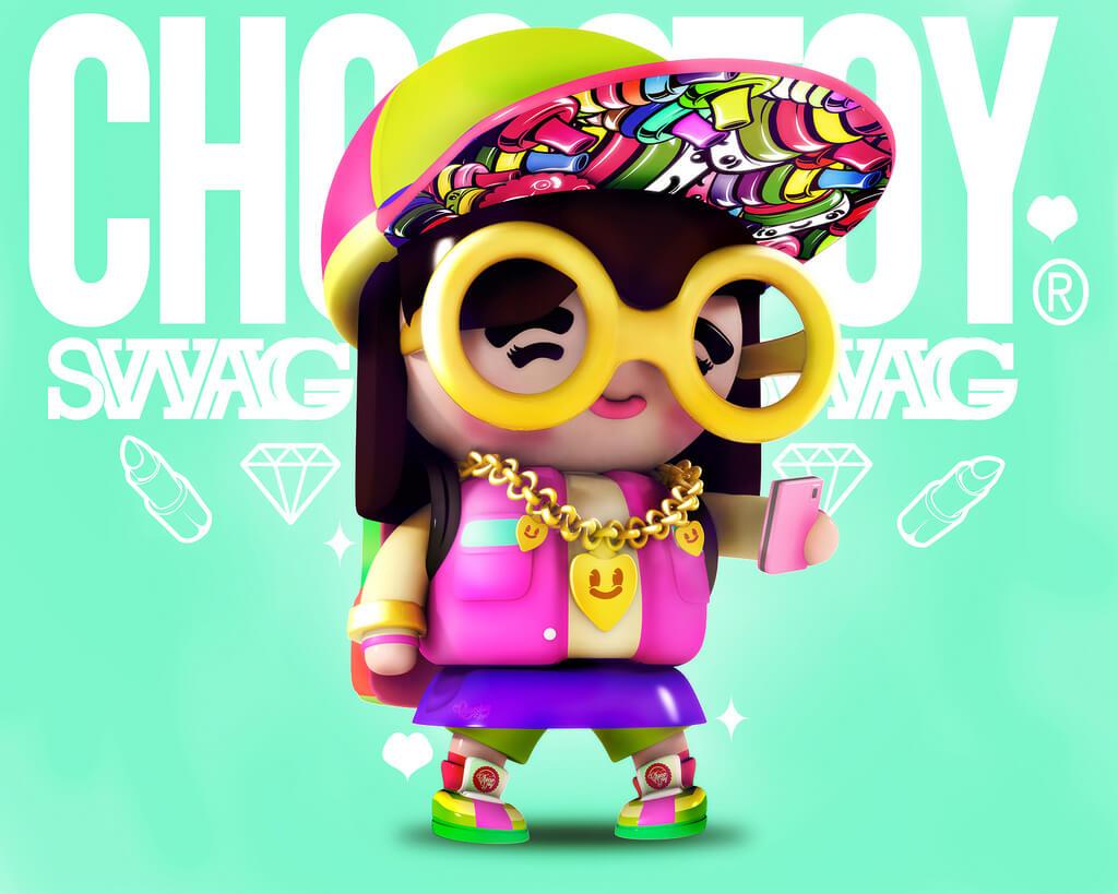 Chocotoy personaje