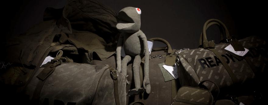 Clot y Readymade lanzan colaboración militar