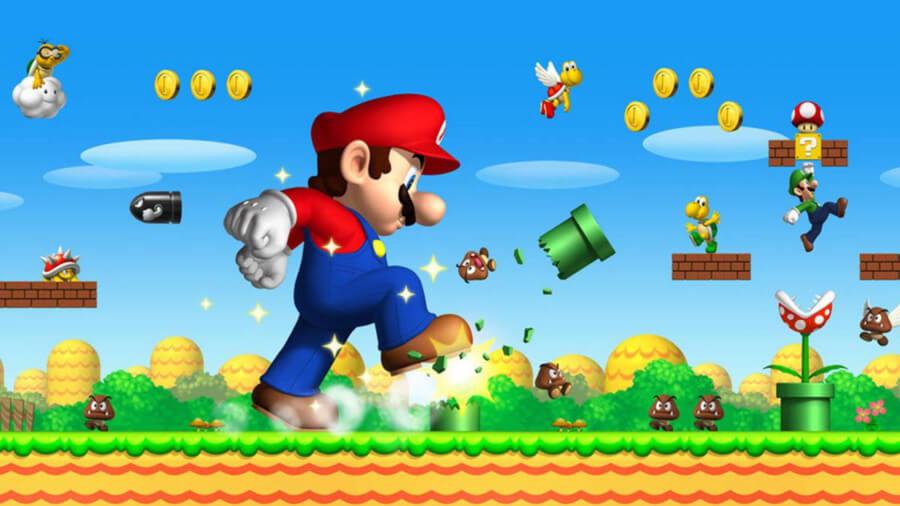 Super Mario de Nintendo muere a los 84 años - All City Canvas