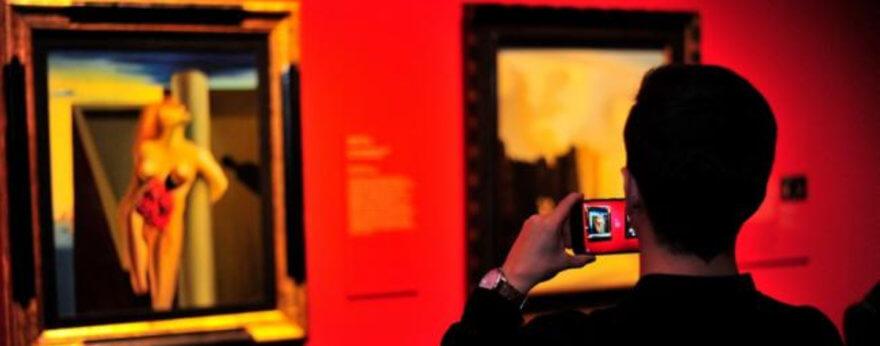 Dalí y el surrealismo llega al Thyssen en Madrid