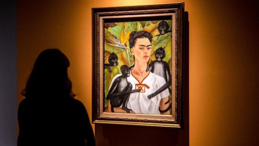 exposición de Frida Kahlo