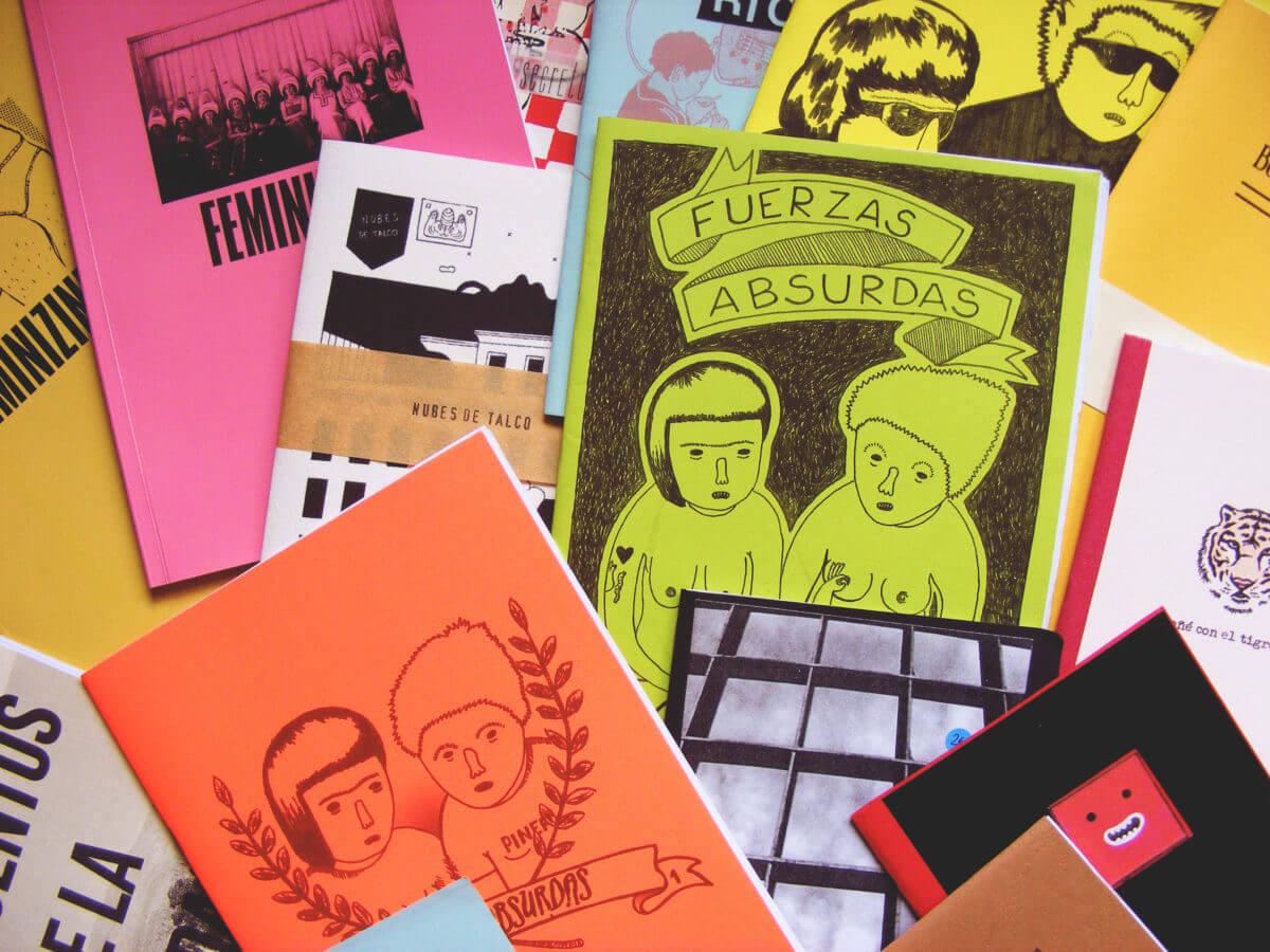 Feria de Fanzines