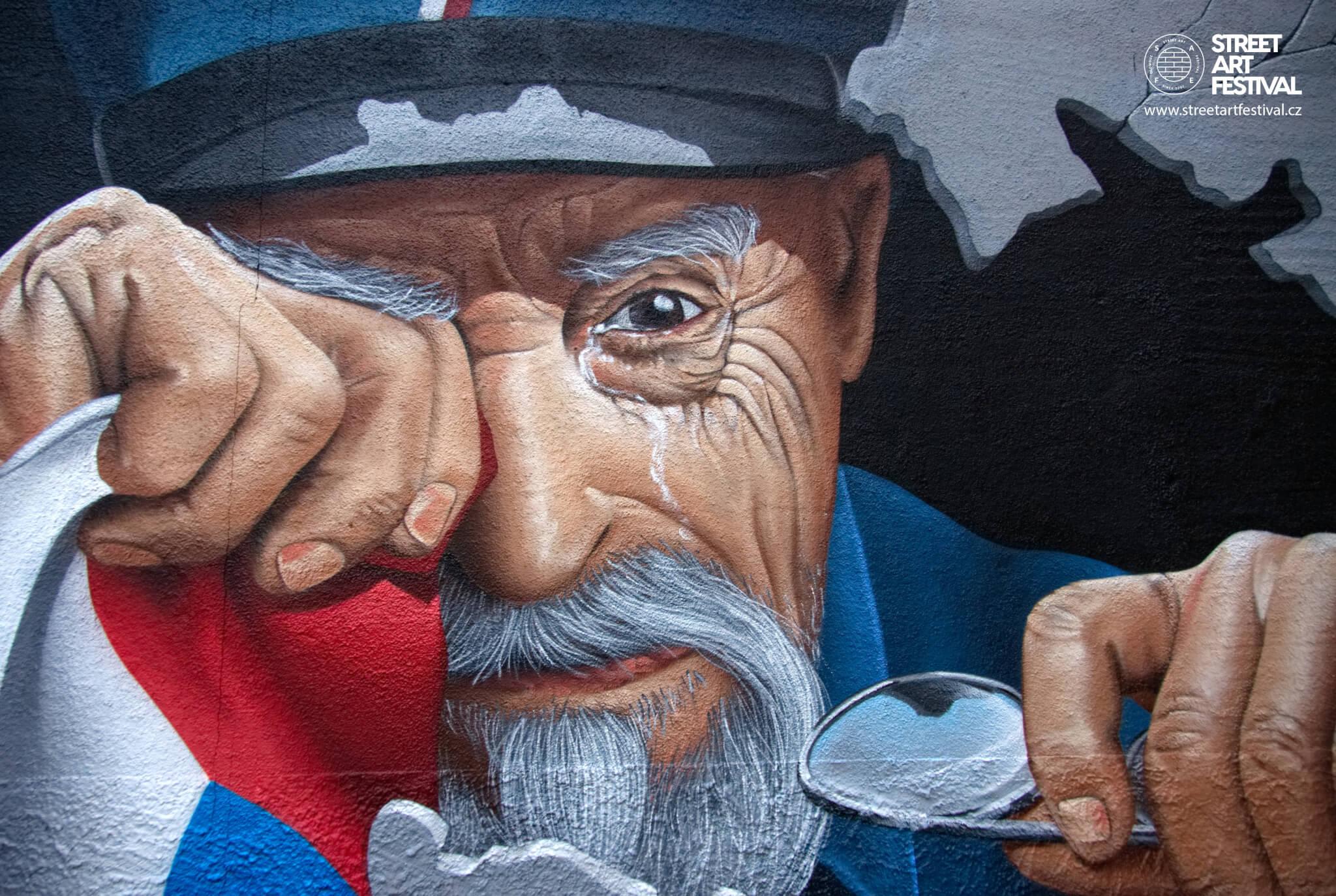 Festival de arte urbano de Olomouc