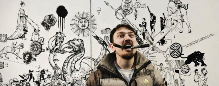 OZMO 1998-2018, un libro sobre el street art italiano