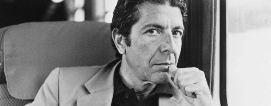 Exposición de Leonard Cohen llega a Nueva York