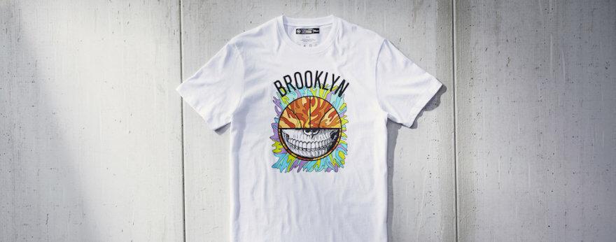 Global Artist Project interviene ropa de la NBA