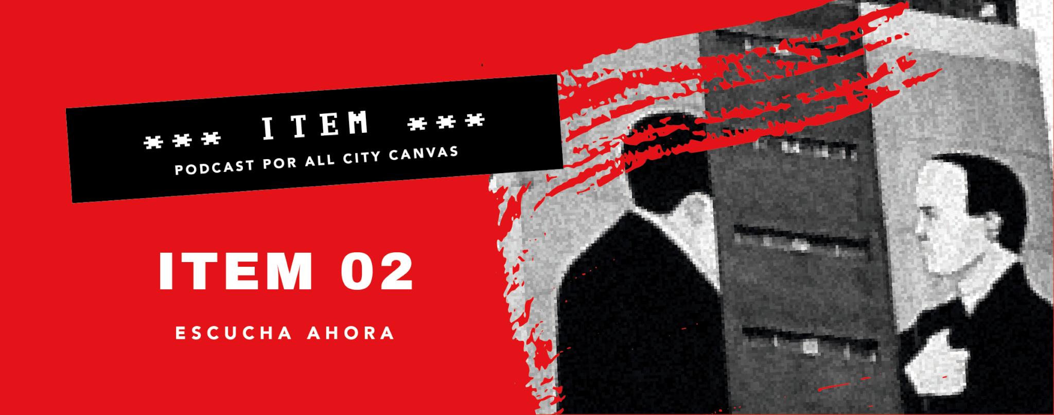 ITEM 02 – Los expedientes secretos del Festival All City Canvas 2012 – Parte 1