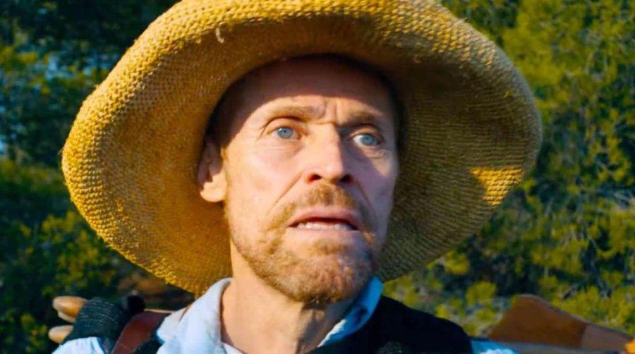 Imagen de la Willem Dafoe en la película At Eternitys Gate sobre Van Gogh 3