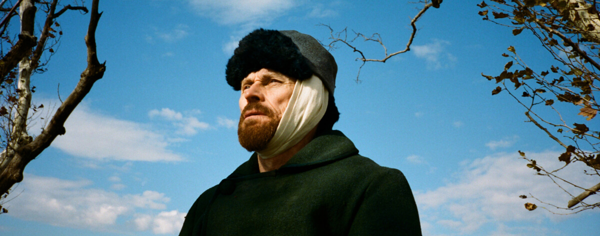 """Van Gogh y su película """"En las puertas de la eternidad"""""""