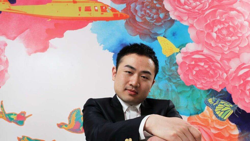 Reencarnación, la nueva exposición de Jacky Tsai - All City Canvas