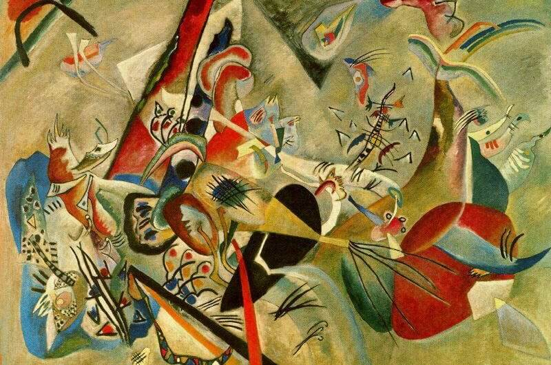 Kandinsky-Gray