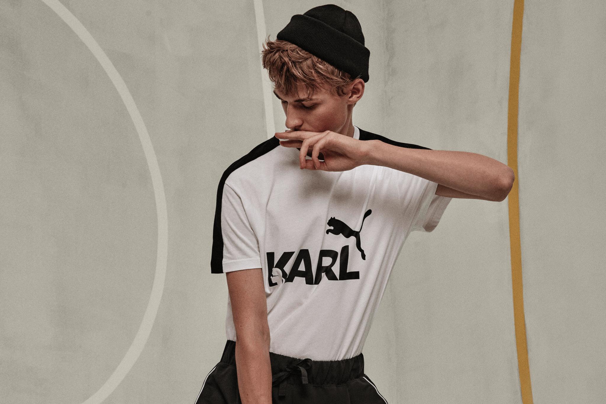 Karl Lagerfeld Puma Suede