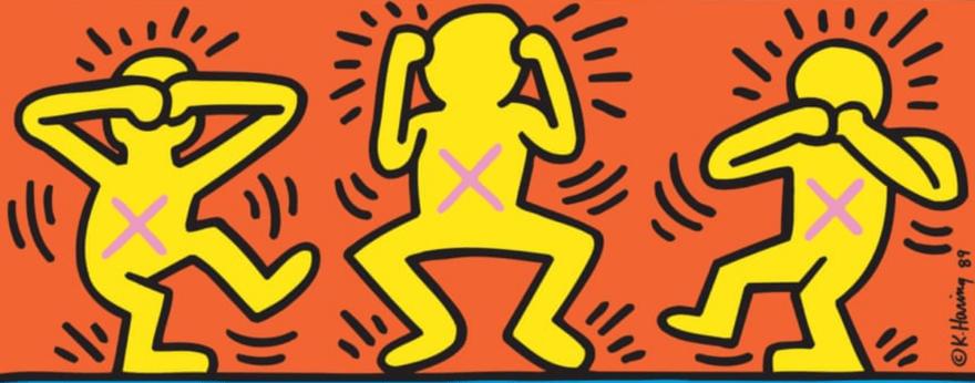 Exhibición de Keith Haring llega a Liverpool