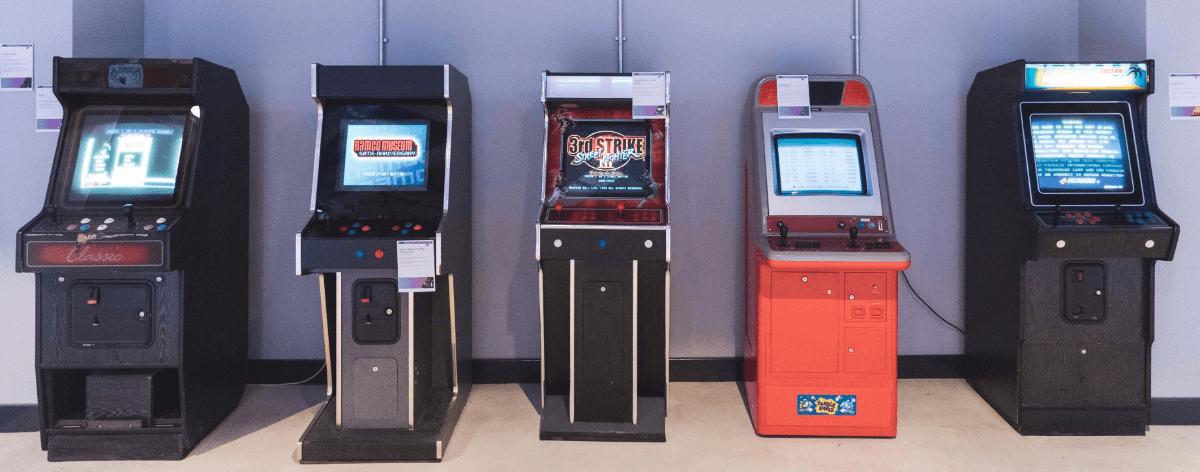 Museo Los Nacional Abre Videojuegos Sus PuertasAll De Canvas City CBeodx