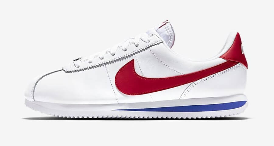 brand new a94a8 3df6a Tenis blancos Cortez Nike