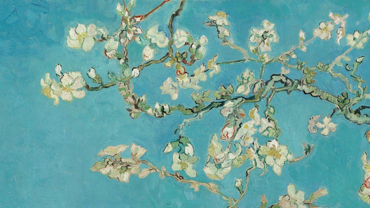 Obra Almond Blossom de Vincent Van Gogh