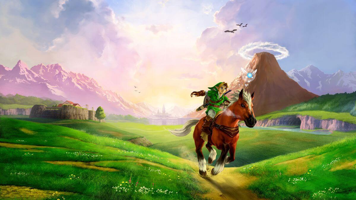 Zelda cumple 20 años
