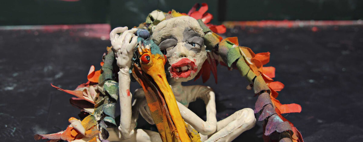 Nathalie Djurberg & Hans Berg: arte, caos y pesadillas