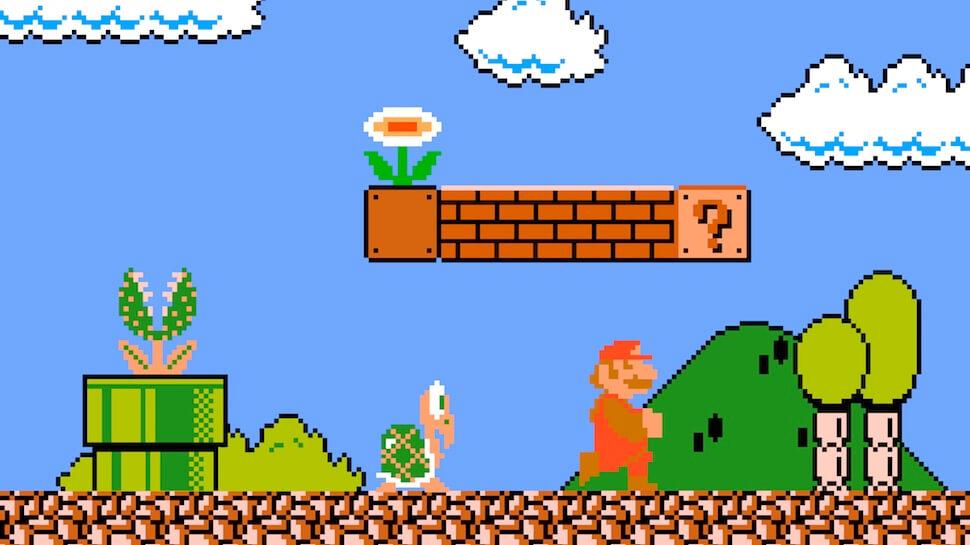 Película super Mario Bros