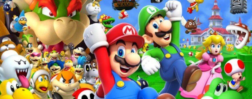 Película de Super Mario Bros podría llegar en 2022