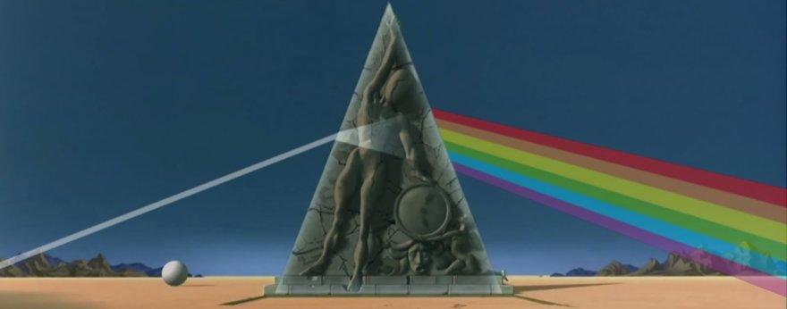 Dalí y Pink Floyd unidos fortuitamente en «Destino»